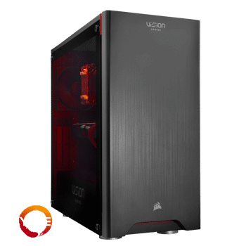 Ryzen Plus gaming PC