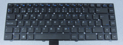 W540 Keyboard