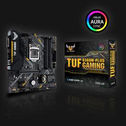 Asus B360M-PLUS TUF Gaming Bundkort