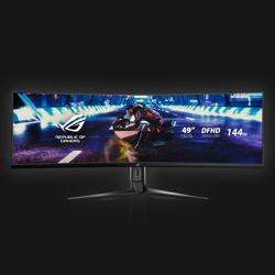 49'' Asus XG49VQ ROG Strix - 32:9 Ultrawide - HDR - 144Hz Curved monitor
