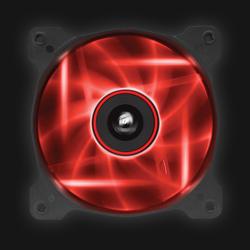 Corsair SP120 rød LED