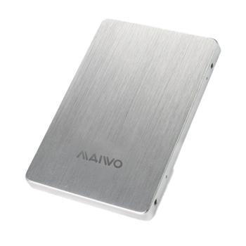 Deltaco AIVO M.2 til SATA 2.5'' adaptor SATA III Aluminium design