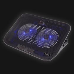 Deltaco gaming Laptop cooler 15,6