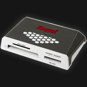 Kingston FCR-HS4 USB 3.0 Kortlæser