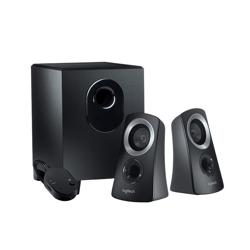Logitech Z313 2.1 højtalersæt 25W RMS