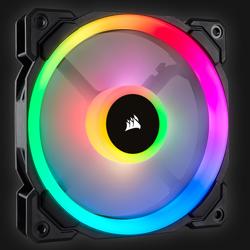 Corsair LL120 RGB LED blæser