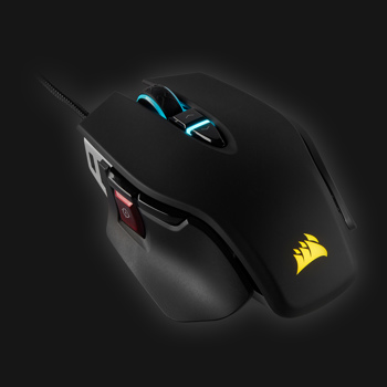Corsair M65 RGB Elite Gaming Mus (18000dpi)