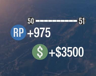 Optjening af penge og reputation i GTA Online