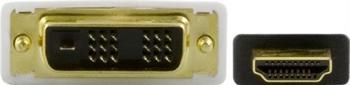 HDMI -> DVI  3,0 M kabel