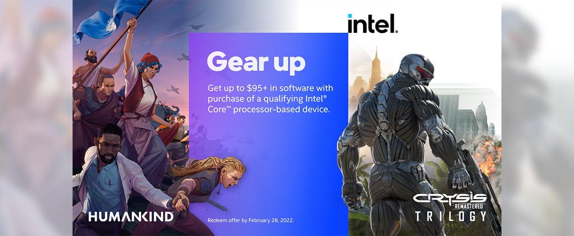 Intel® Gamer Days Bundle