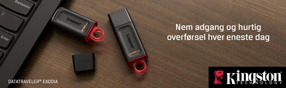 Kingston DataTraveler Exodia USB-pen