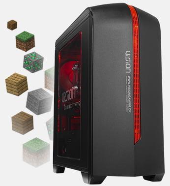 Minecraft gaming PC