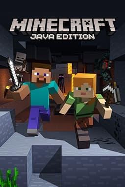 Minecraft Java Edition box art