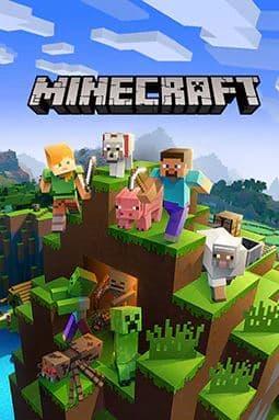 Minecraft Windows 10 Edition box art