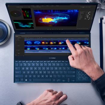 Asus ZenBook Pro Duo UX581LV