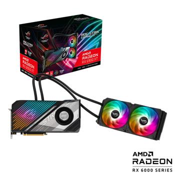 Asus Radeon™ RX 6900 XT 16GB ROG Strix LC (T16G)