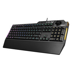 Asus TUF K1 Mech-brane Gaming Keyboard