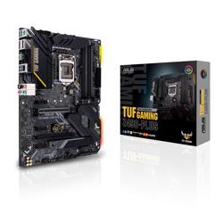 Asus Z490-Plus TUF Gaming bundkort