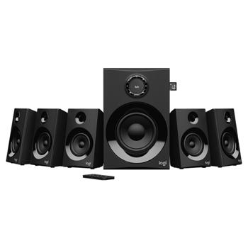 Logitech Z607 5.1 højtalersæt 160W RMS