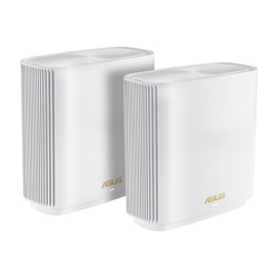 Asus ZenWiFi XT8 AX6600 WiFi6 Mesh Router (2-pak)