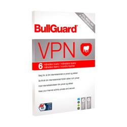 BullGuard VPN - 6 måneder