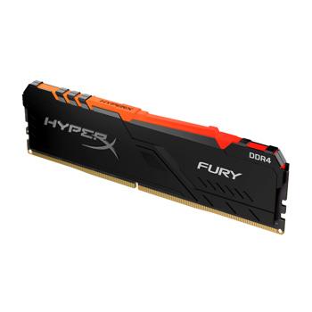 Kingston HyperX Fury RGB 8GB DDR4-3200 RAM