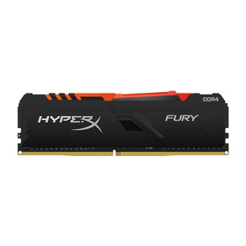 Kingston HyperX Fury RGB 8GB DDR4-3600 RAM