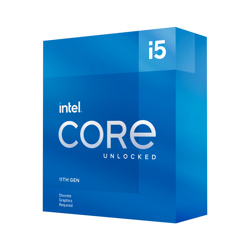 Intel® Core™ i5-11600KF Processor (Tray)