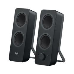 Logitech Z207 2.0 Bluetooth højtalersæt 5W RMS