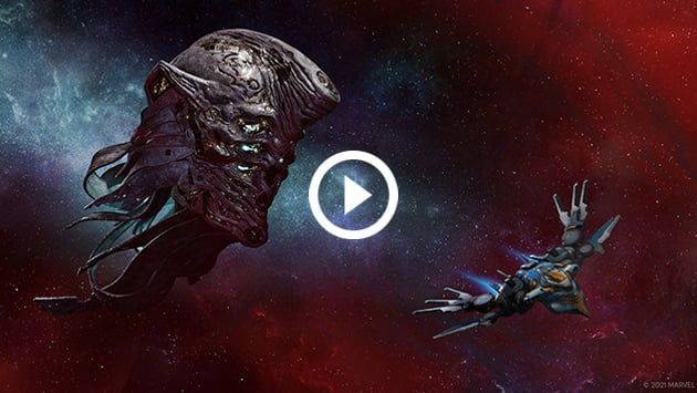 Marvel's Guardians of the Galaxy – Grand Unifier Raker Cinematic | Coming Soon with RTX ON