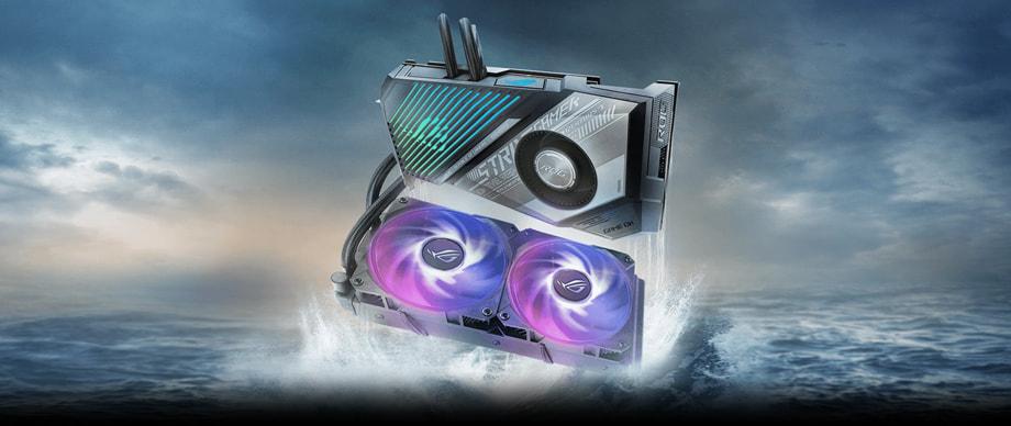 ASUS Radeon RX 6900 XT Ultimate ROG Strix LC