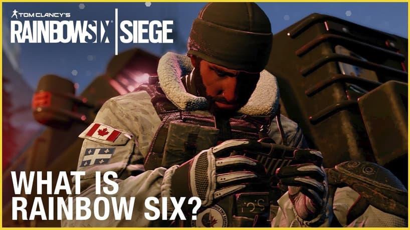 Rainbow Six Siege: What Is Rainbow Six? | Trailer | Ubisoft [NA]