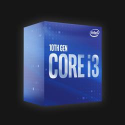 Intel® Core™ i3-10100 Processor (Tray)