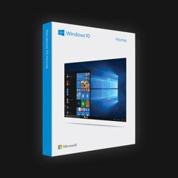 Microsoft Windows 10 Home OEM 64-bit DK inkl. DVD
