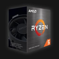 AMD Ryzen™ 5 5600X Processor (Tray)