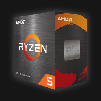 AMD Ryzen™ 5 5600X Processor (Tray)