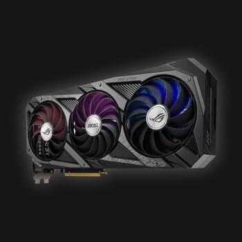 Asus GeForce® RTX 3070 8GB ROG Strix