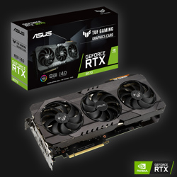 Asus GeForce® RTX 3070 8GB TUF