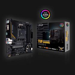 Asus B550M-E TUF Gaming bundkort