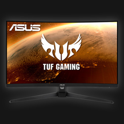32'' Asus VG32VQ1BR TUF - QHD - 1ms - HDR - 165Hz Gaming - Curved