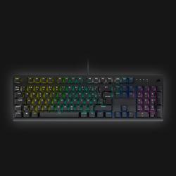 Corsair K60 RGB Pro Low Profile Mekanisk Keyboard