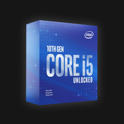 Intel® Core™ i5-10600KF Processor (Tray)