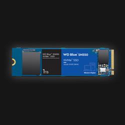 WD Blue  SN550 1TB m.2 NVMe SSD