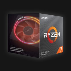 AMD Ryzen™ 7 3700X Processor (Tray)