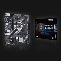 Asus B460M-K Prime bundkort