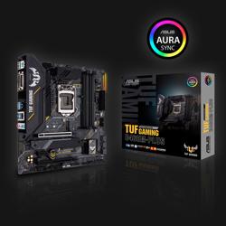 Asus B460M-Plus TUF Gaming bundkort