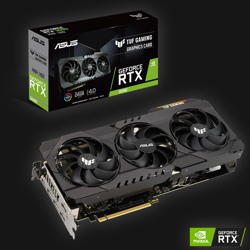 Asus GeForce® RTX 3090 24GB TUF