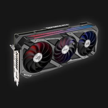 Asus GeForce® RTX 3080 10GB ROG Strix