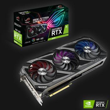 Asus GeForce® RTX 3090 24GB ROG Strix