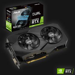 Asus GeForce® RTX 2060 6GB Dual